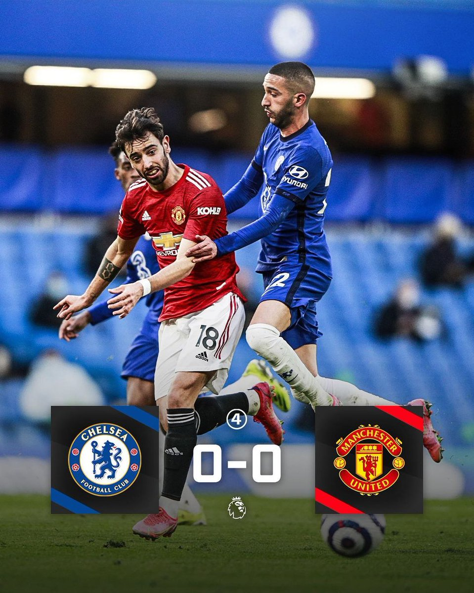 No goals at Stamford Bridge ❌🙅‍♂️