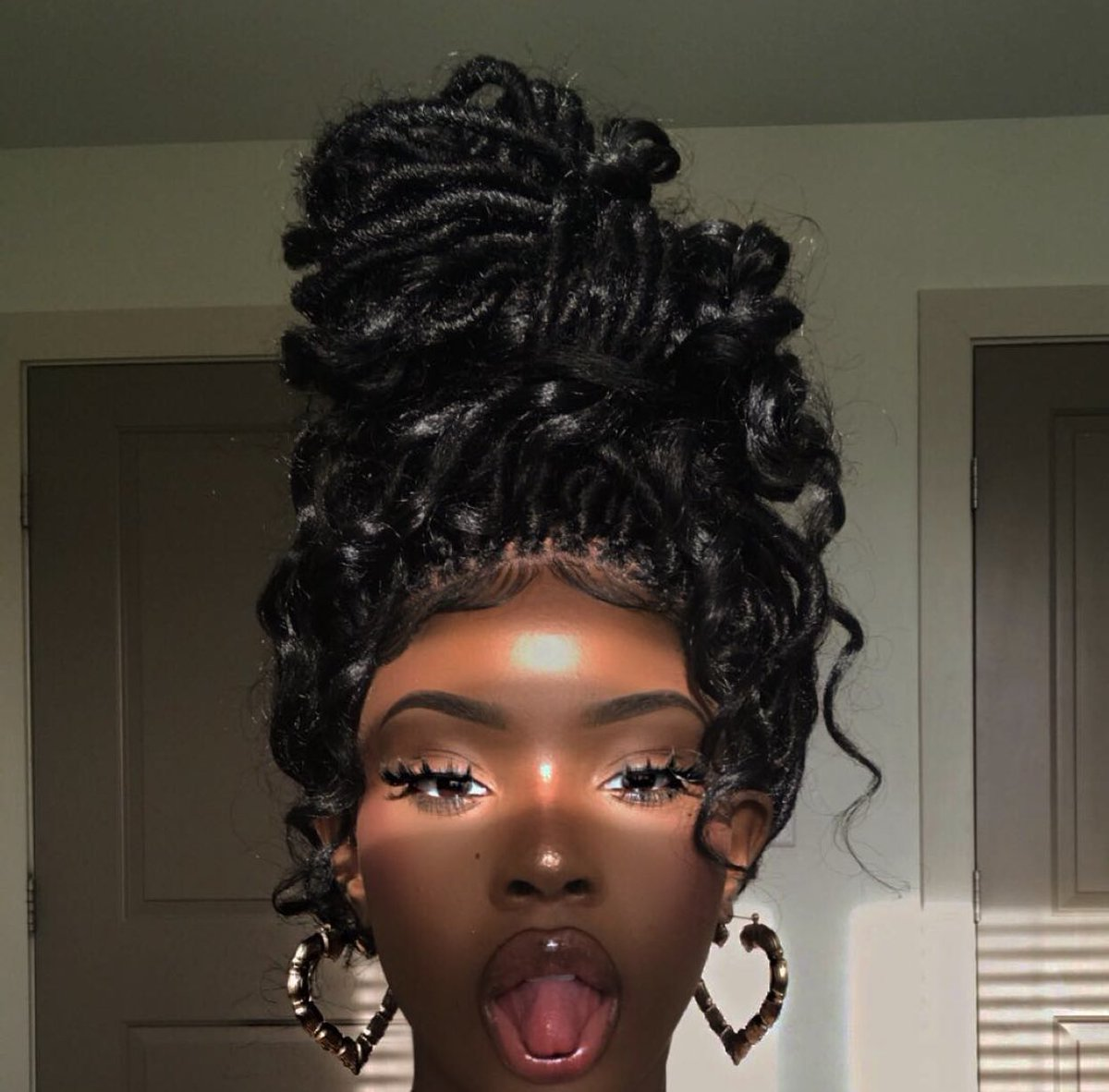 Replying to @AfroStunnerz: A Barbie you can't buy 😜