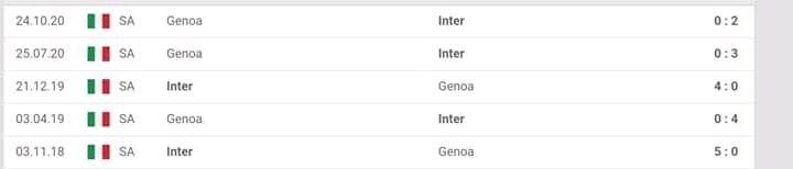 #InterGenoa