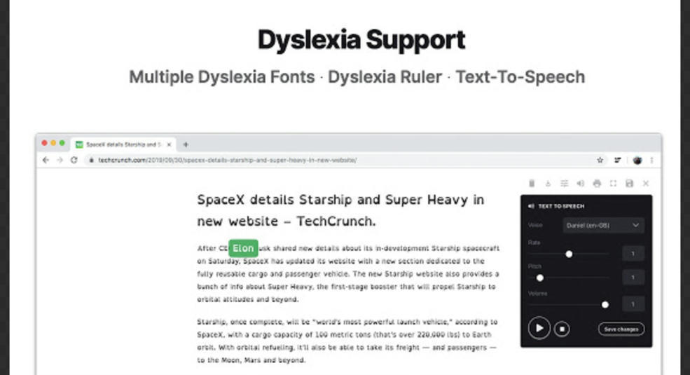 Chrome Reader Mode- A Good Extension for Students with Dyslexia via Educators' technology   #ocsb #dyslexia #reading #chrome #specEd #ocsbSpecEd @OttawaCSPA