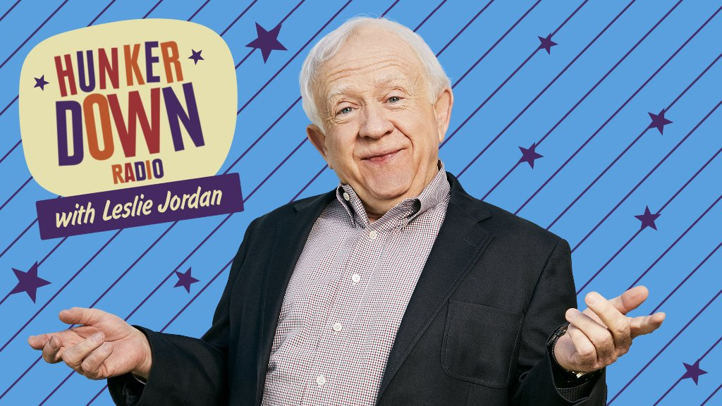 .@thelesliejordan brings his quick-witted Southern charm to Apple Music Country with #HunkerDownRadio.  Listen as he serves up country, gospel, and blues: