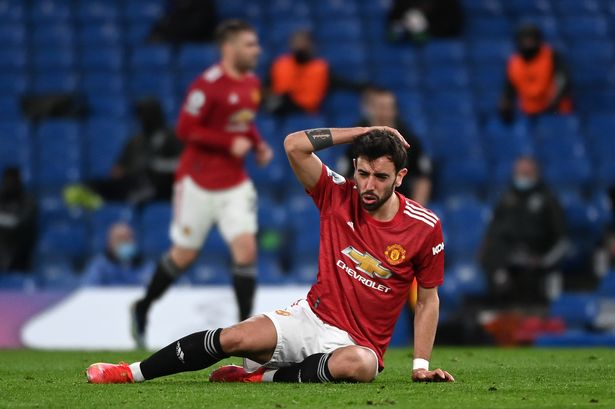 A man rightly frustrated after having to play bug games with negative tactics. Poor performance today from him, of course, but what is that really down to? Same for many other players ln the pitch also! #football #ManchesterUnited #CHEMUN