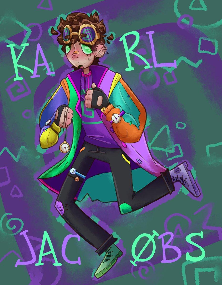 him its him again karl jacbs my beloved #mcyt #mcytfanart #karljacobs #TALESFROMTHESMP