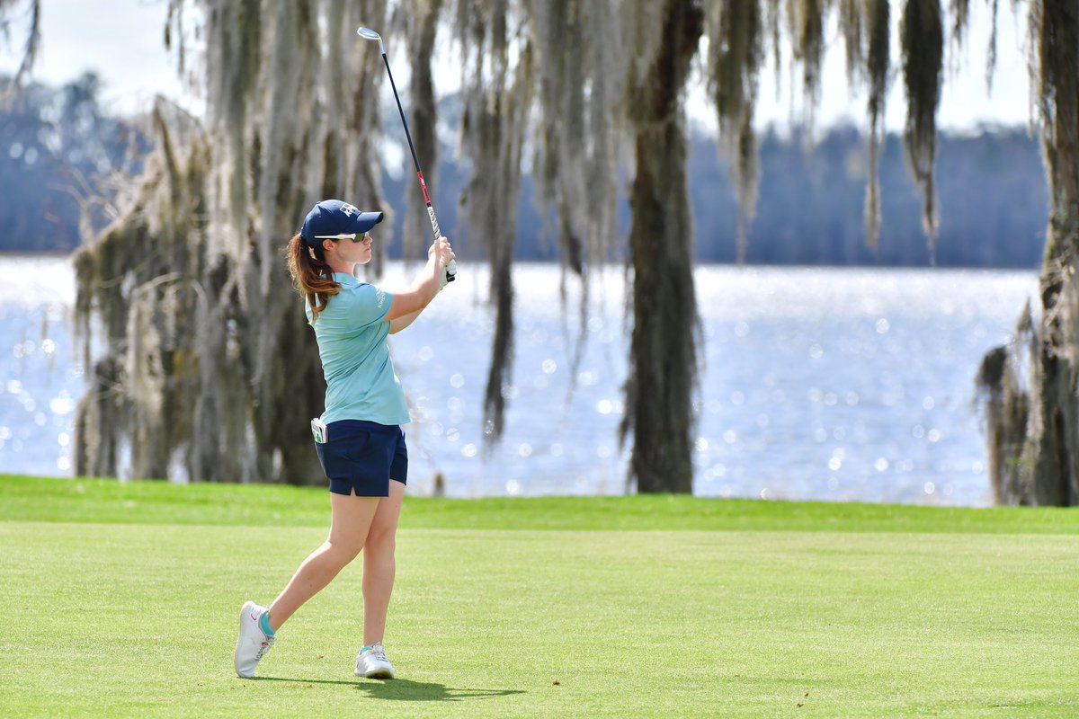 Top 20 for @leona_maguire this week at the @GainbridgeLPGA on the @LPGA.   Nice start to the 2021 schedule Leona. ☘️