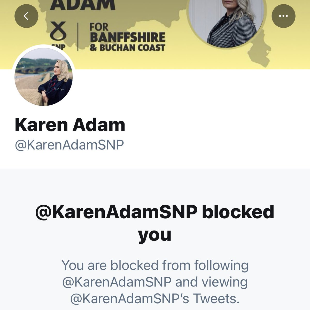 Wow. This is a car crash from @KarenadamSNP doesn't understand our welfare powers, denies them and then tries to rewrite her claims.