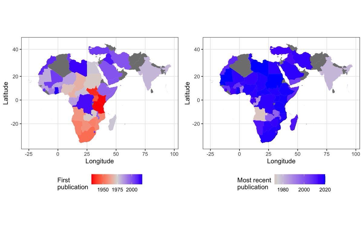 Nice work by @WUR Quantitative Veterinary Epidemiology (QVE) colleagues and @NotreDame. 100 years of Rift Valley Fever. @MarionKoopmans #OneHealth