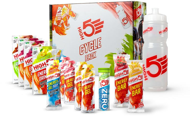 Unser Partner Get2by  hat ein Angebot. Das High5 Cycle Pack zum Sonderpreis. Greift jetzt zu. #high5 #cyclepack #nahrungsergänzung