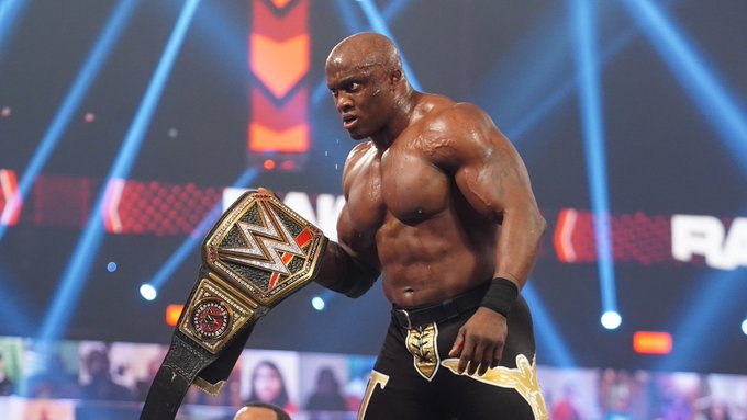 Bobby Lashley Hypes Up WWE Championship Match Against The Miz