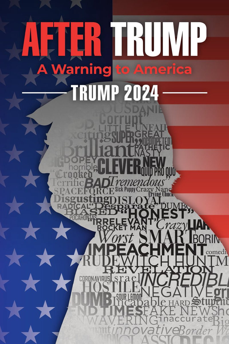 #Trump2024 is trending because some people in this country are convinced a guy who dabbled in the world of professional wrestling, ran a few business into the ground, was born filthy rich and impeached twice is JUST what American people need?🙄