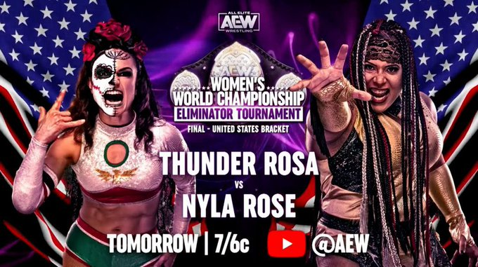 Watch the US Final of AEW Women's Title Eliminator Tournament Photo