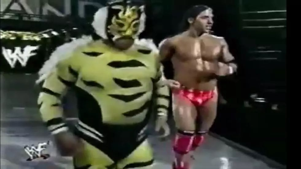 #VIDEO 🎞  Match of the Day: Papi Chulo & Alfonso Dantes 🆚 El Felino & Armando Fernandez (1999). 🇺🇸  Click on the link to watch this complete match ➡️   #LuchaCentral #WWE #LuchaLibre #ProWrestling #プロレス 🤼‍♂️    ➡️  🌐