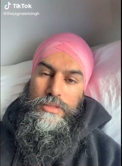 Between @theJagmeetSingh drugged induced TikTok bedroom creep show & @erinotoole hateful outdoor toilet fiasco it's terrifying thinking @CPC_HQ or @NDP representing our beautiful Country.  Canadians got it right Federally when we elected @JustinTrudeau  Thank goodness 😷💉💉✌️🌎