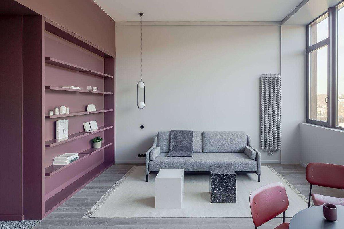 Mini Loft by October Design Studio    #interiordesign #architecture #homedecor #home