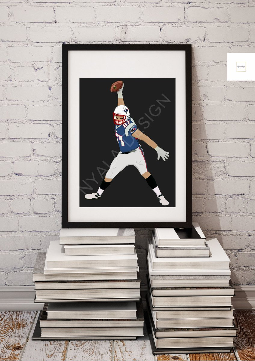 NFL Player Designs   Coming to my Etsy store soon   If you want a specific player message me for details   #Gronkspike #Aarondonald #PatrickMaholmes #TomBrady #NFL #Rams #whosHouse #Buccaneers #Chiefs #Patriots #DigitalDownloads #Prints