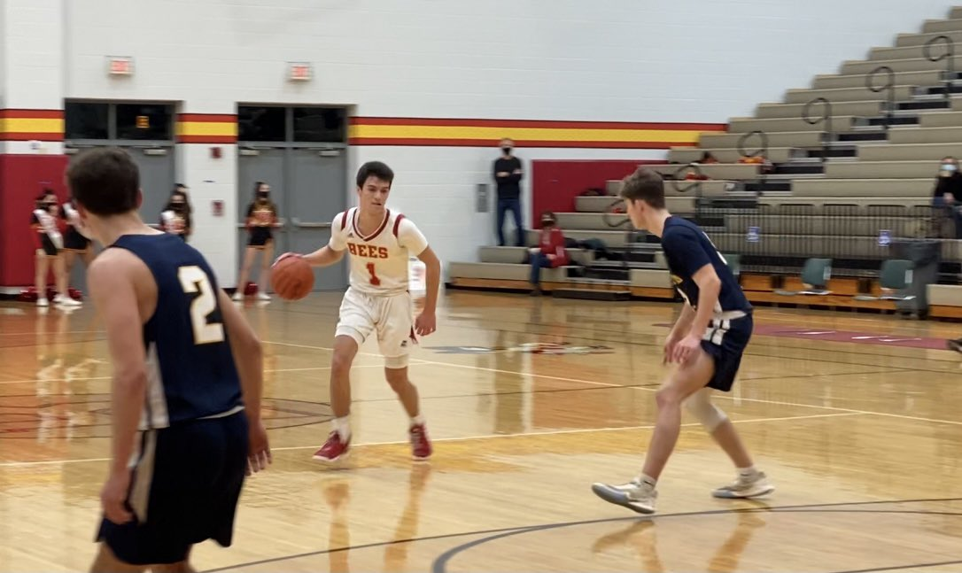 In a D-1 sectional final game on Saturday night, Brecksville was able to pull out a tightly contested win over Olmsted Falls, 51-47.   Check out the highlights below, including performances from Tyler Ganley, Eli Skaljac, Luke Dieckman, and others!  🎥: