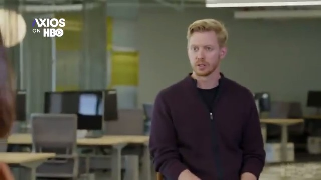""".@reddit CEO Steve Huffman says """"exploitive"""" porn is """"not the content that we want on Reddit.""""  """"But there's another aspect that's empowering. ... These are people sharing stories of themselves, pictures of themselves. And we are perfectly supportive of that."""" #AxiosOnHBO"""