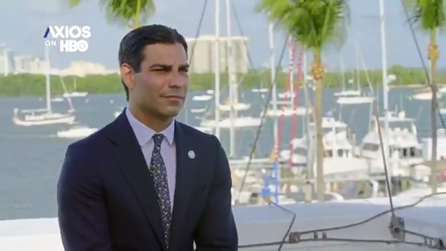 """Miami Mayor @FrancisSuarez to @DionRabouin on his proposal to pay municipal workers and collect taxes in bitcoin:  """"The allure is precisely that it's not backed by a central government, so it's not manipulatable by a central government.""""  #AxiosOnHBO is now streaming on @HBOMax."""