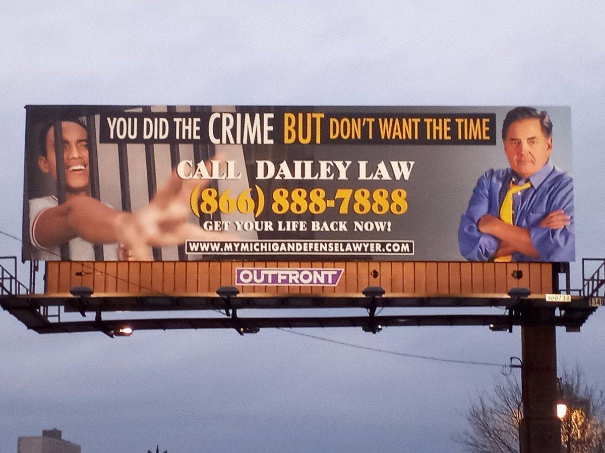 Lol anyone need a #Lawyer