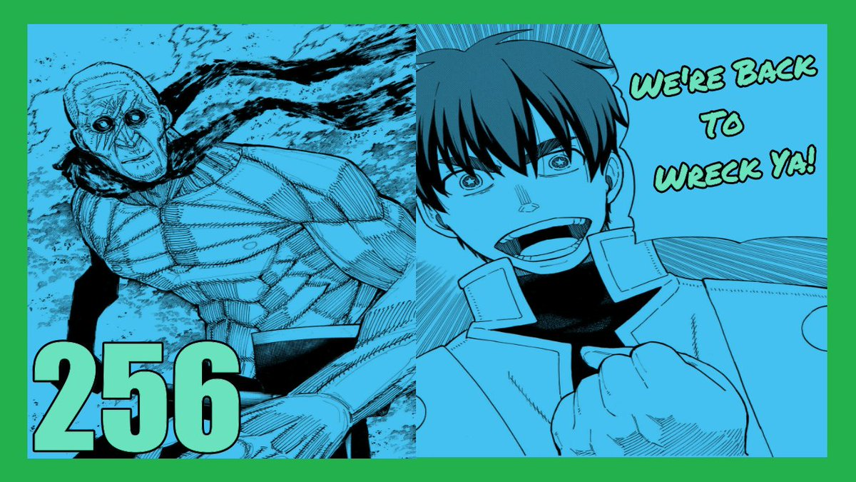 Return of the Fallen! | Fire Force Chapter 256 Live Reaction #FireForce #EnennoShouboutai #Reaction