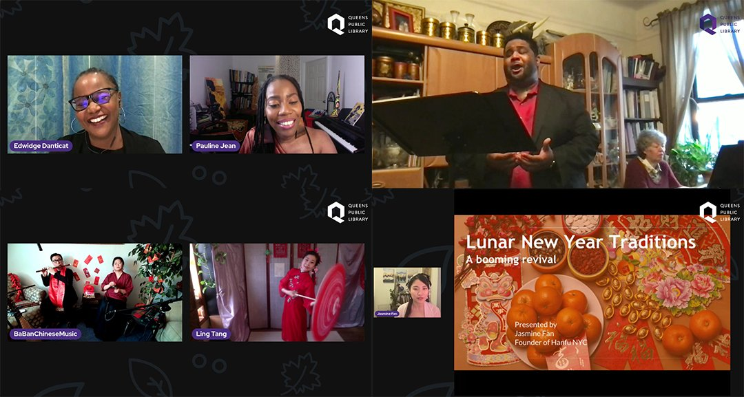 Thank you to everyone who joined us for our #BlackHistoryMonth and #LunarNewYear Facebook Live programs! Visit our Videos page if you want to watch them again, or catch any that you missed!