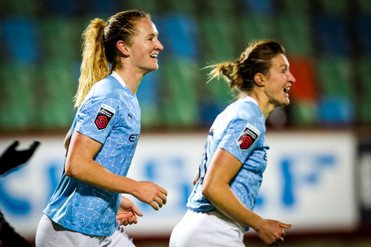 This weekend in the @BarclaysFAWSL, Sam Mewis scored a brace in City's swift win over Birmingham, while Arsenal got back on track with their first win of 2021.  Recap and highlights ➡️   ✍️: @emidul  📸: @mia_eriksson /SPP.