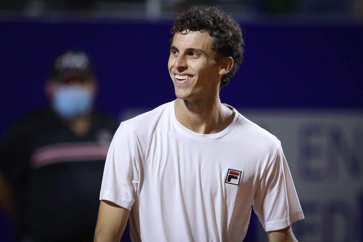 📊 Tenistas 🇦🇷 más jóvenes en conquistar su primer 🏆 en eventos del ATP Tour (Open Era): 17y 7m 🇦🇷 Pérez Roldán (Munich, 1987) 18y 8m 🇦🇷 De la Peña (Marbella, 1985) 19y 23d 🇦🇷 Mancini (Bolonia, 1988) 19y 1m 🇦🇷 Coria (Viña del Mar, 2001) 19y 3m 🇦🇷 Cerúndolo (Córdoba, 2021)