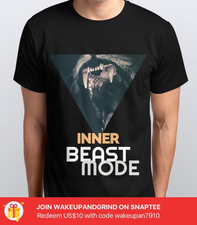 #wakeupandgrind Merch is here! RISE And Grind #Snaptee #tshirthttps://snaptee.co/t/q1u0e  #Motivation #MotivationMonday #Motivationalquote #MotivationalQuotes #inspire #innerbeast #beastmode #FitnessMotivation #fitness #fitnessgirl