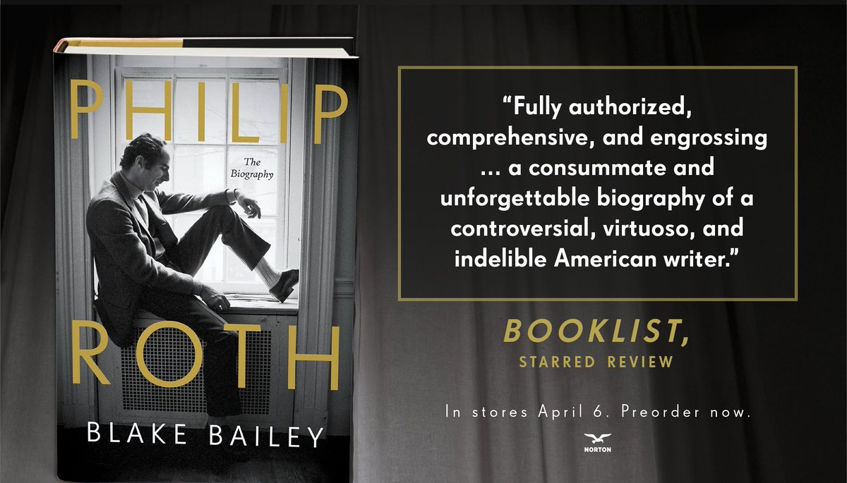Booklist. Starred Review.  On Sale: April 6