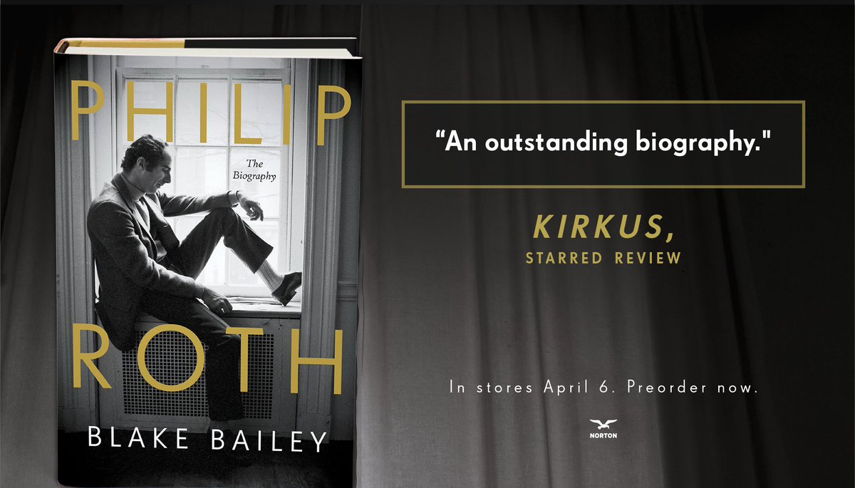Kirkus. Starred Review.  On Sale: April 6