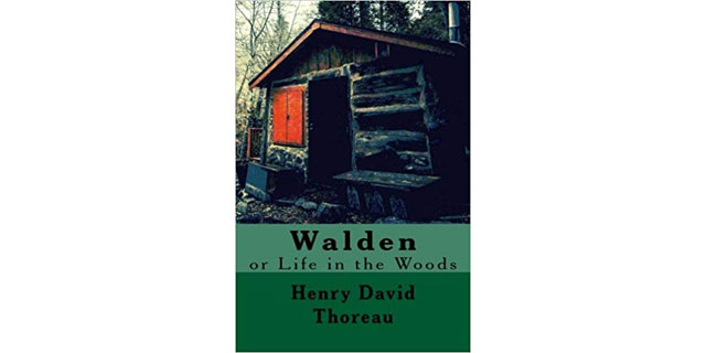 #Books to cut the #road: Walden or Life in the Woods by Henry David Thoreau      #amazon #amazondeals #deals #travel #goodbook #reading #story #book #readbooks #favoritebooks #motivation #inspiration