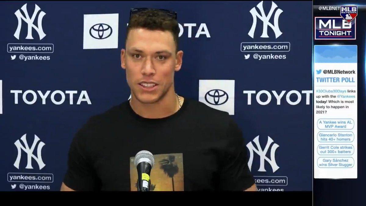 @MLBNetwork's photo on Yankees