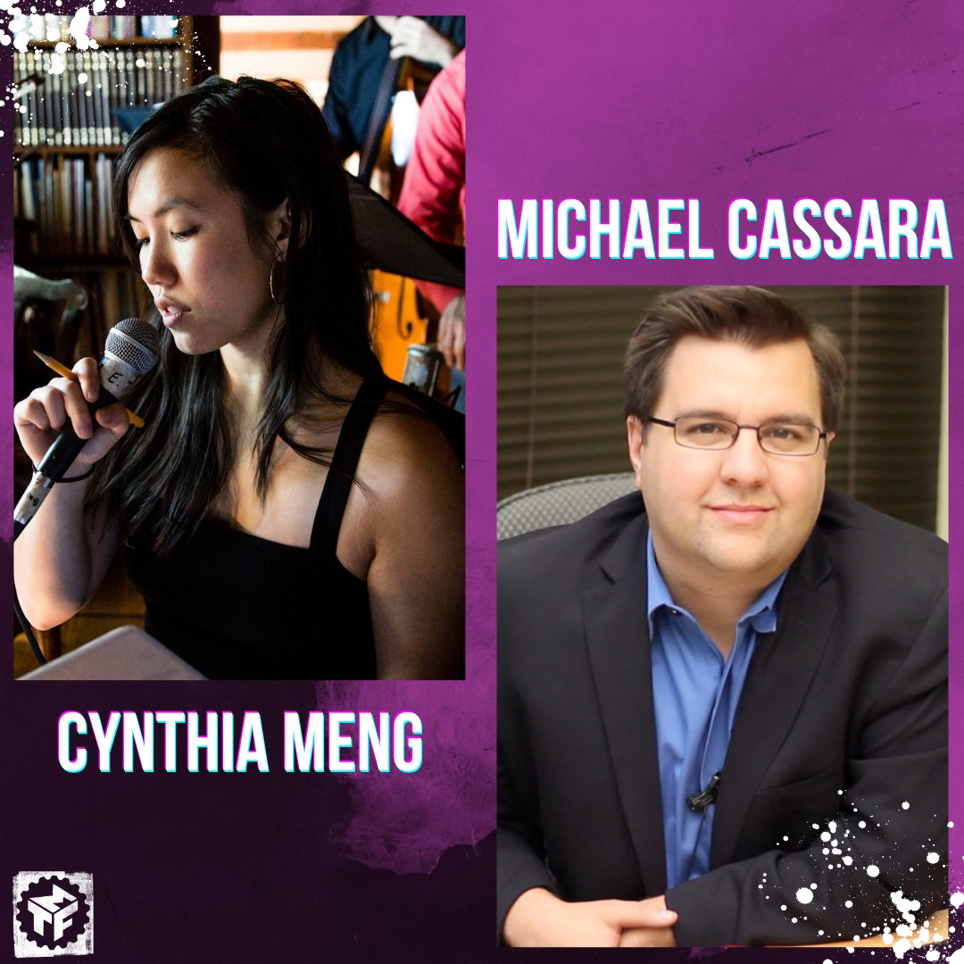 """We are thrilled to introduce Music Director Cynthia Meng and Casting Director @michaelcassara!  You aren't going to want to miss """"Unremarkable! A @melsaboo & @KitYanPoet Concert Special"""" March 7th at 8pm ET     @interstatemusical #MissStep #MTF #Makers"""