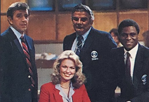 So sad to hear the passing of Irv Cross. I know young 🏈 fans may not remember him but he, @brentmusburger Jimmy the Greek and Phyllis George meant much more to me than church did on Sundays. I never wanted to go to lunch because I had to watch #NFL on @CBSSports thank you Irv 🙏