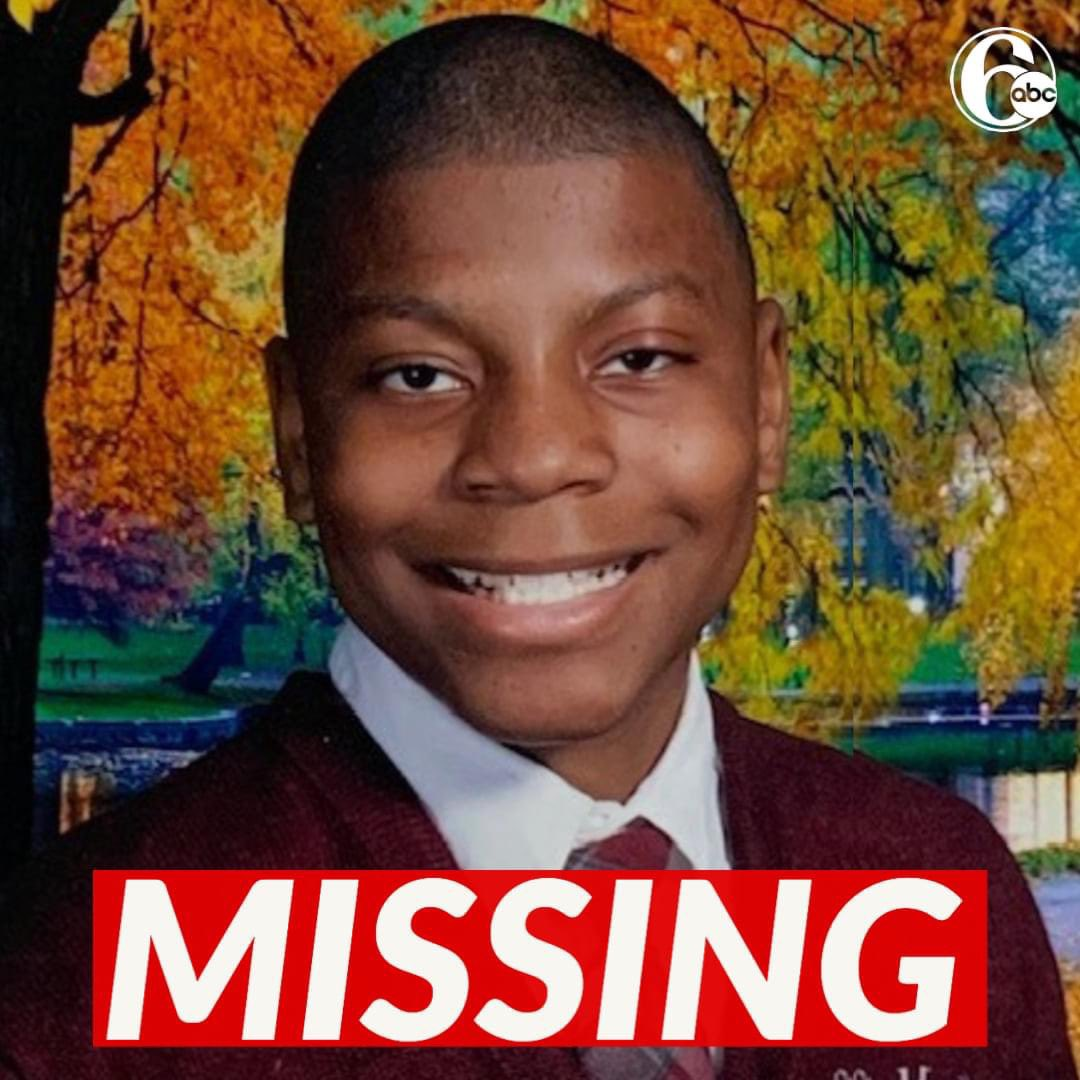 🚨 MISSING: SPREAD THE WORD: Philadelphia police are looking for a 13-year-old boy who they say has not been seen since Friday evening. Jalen Maxwell was reported missing from his home on the 1700 block of Anchor Street in Wissinoming around 7 p.m. Friday. 6abc.com/search-for-boy…