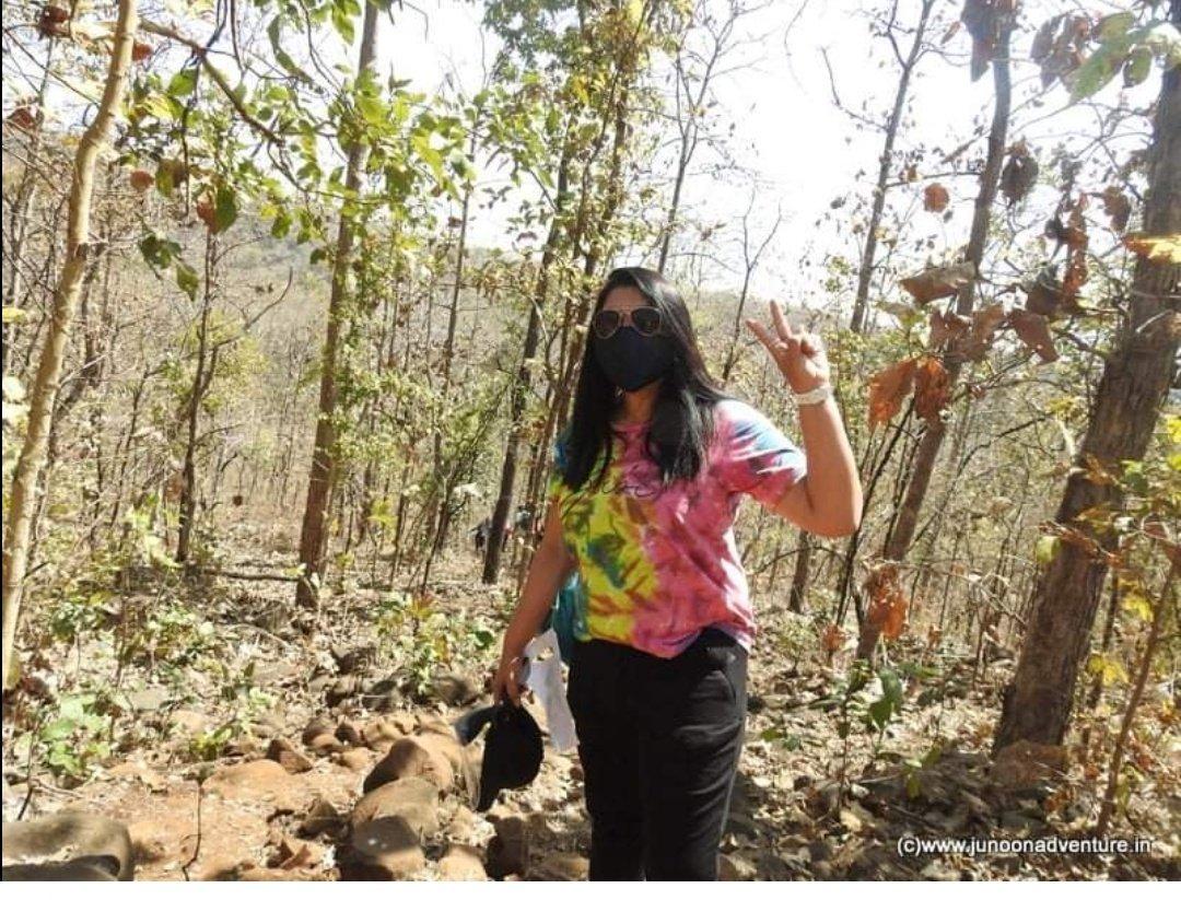 Love nature ..stay close to nature 🌳🌿🌸 @MPTourism @indiantourism #trekking #weekend #bhagnerkund
