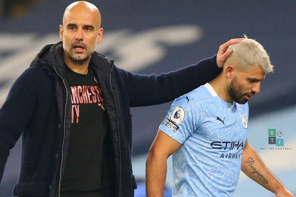 Aguero will have to be at his best to play for Man City - Guardiola  #PepGuardiola #aguerosamet #ManchesterCity #ATMCHE #ForzaMilan #LFC #mondaythoughts #MondayMotivation #Trump2024 #UCL