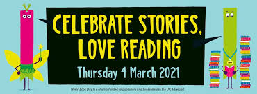 World Book Day 2021 is coming  Thursday 4 March  #WorldBookDay2021 #readingforpleasure #Swansealibraries https://t.co/rHhTAFgsBN