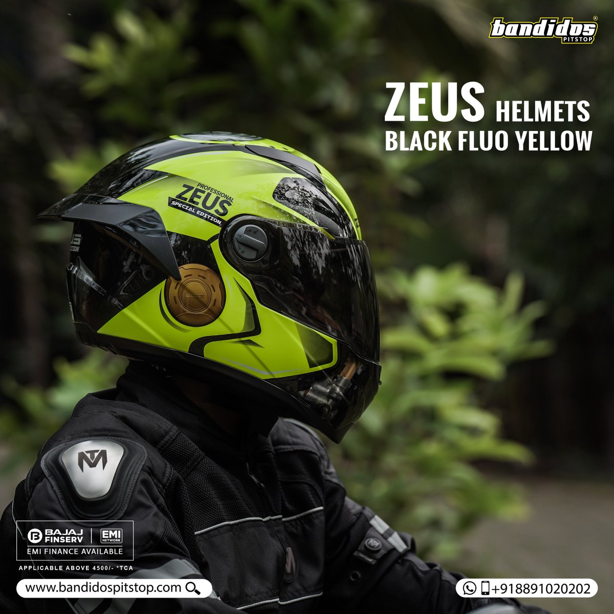 New arrival alert!!!Special edition from Zeus Helmets. Shop at Bandidos Pitstop . . call or WhatsApp us at 8891020202 . . #bandidos #bandidosaccessories #bandidosfamily #zeus #zeushelmets #zeusindia #newproduct #safety #roadrides