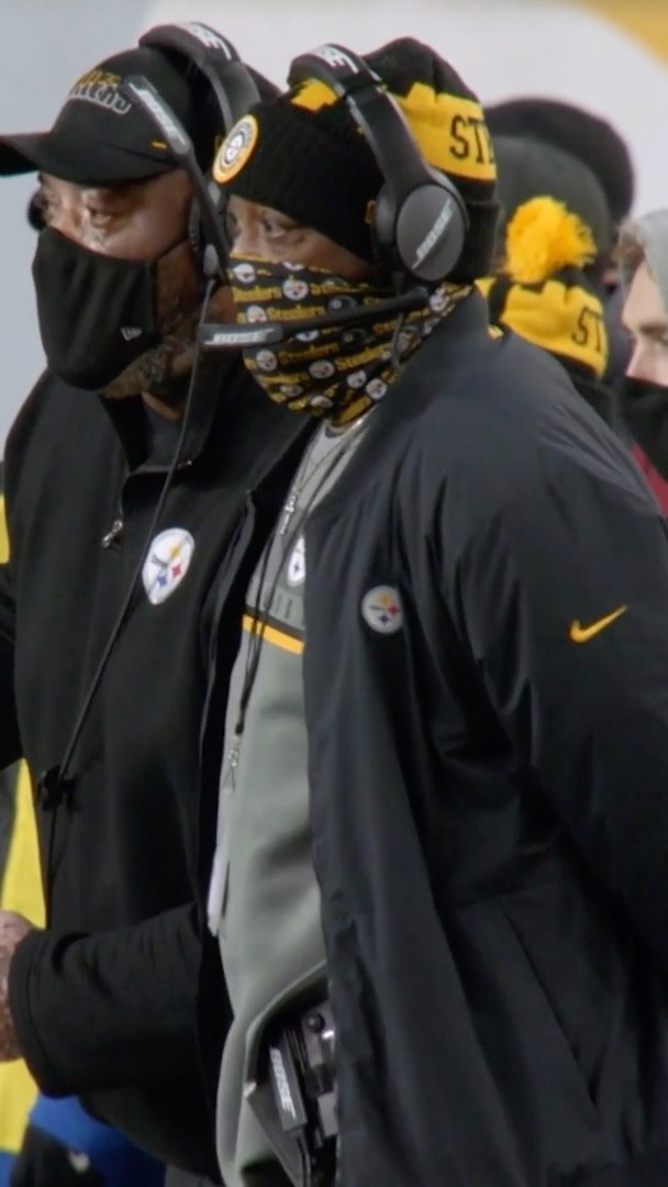 #Pittsburgh #Steelers: Ever wonder what Coach Tomlin says on the sidelines? ...       #AmericanFootballConference #AmericanFootballConferenceNorthDivision #Football #NationalFootballLeague #NFL #Pennsylvania #PittsburghSteelers