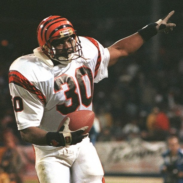 #Cincinnati #Bengals: Happy Birthday to the Father of the Touchdown Celebration, Ickey Woods.   (Via @...       #AmericanFootballConference #AmericanFootballConferenceNorthDivision #CincinnatiBengals #Football #NationalFootballLeague #NFL #Ohio