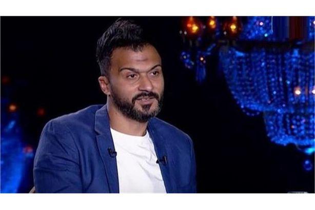 إبراهيم سعيد لاعب الأهلي أصبح بيستخبى من الكورة وخايف تجيله ألا يضيعها
