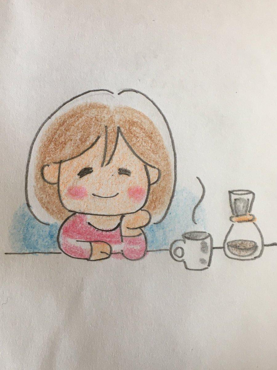 RT @qoo0327: のんびりしてます。 #のんびり #女の子イラスト https://t.co/WRO4ATaxV5