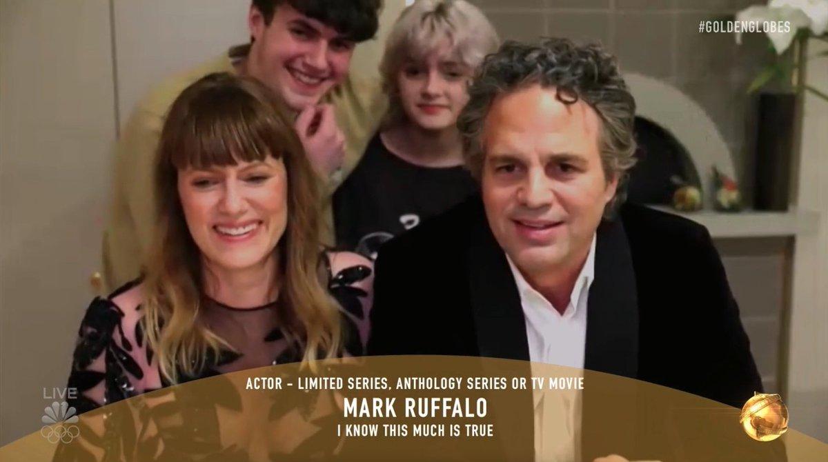 @MarkRuffalo's photo on Hollywood