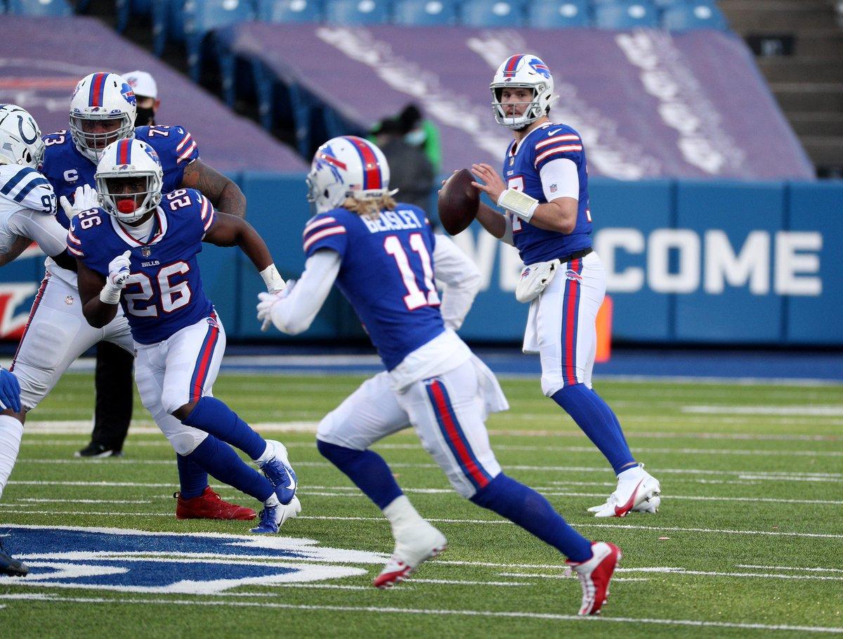 The #Bills had the 4th highest graded offense (86.5) 💥💯🔥💪🏾  #BillsMafia