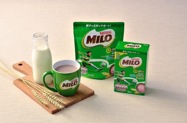 この春ついに朗報!ネスレ『ミロ』3製品出荷再開決定‼