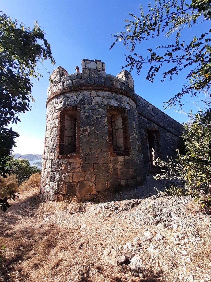 Fuerte Caprón/Hacienda Los Maldonados. #PuertoRico #Salinas #Guánica