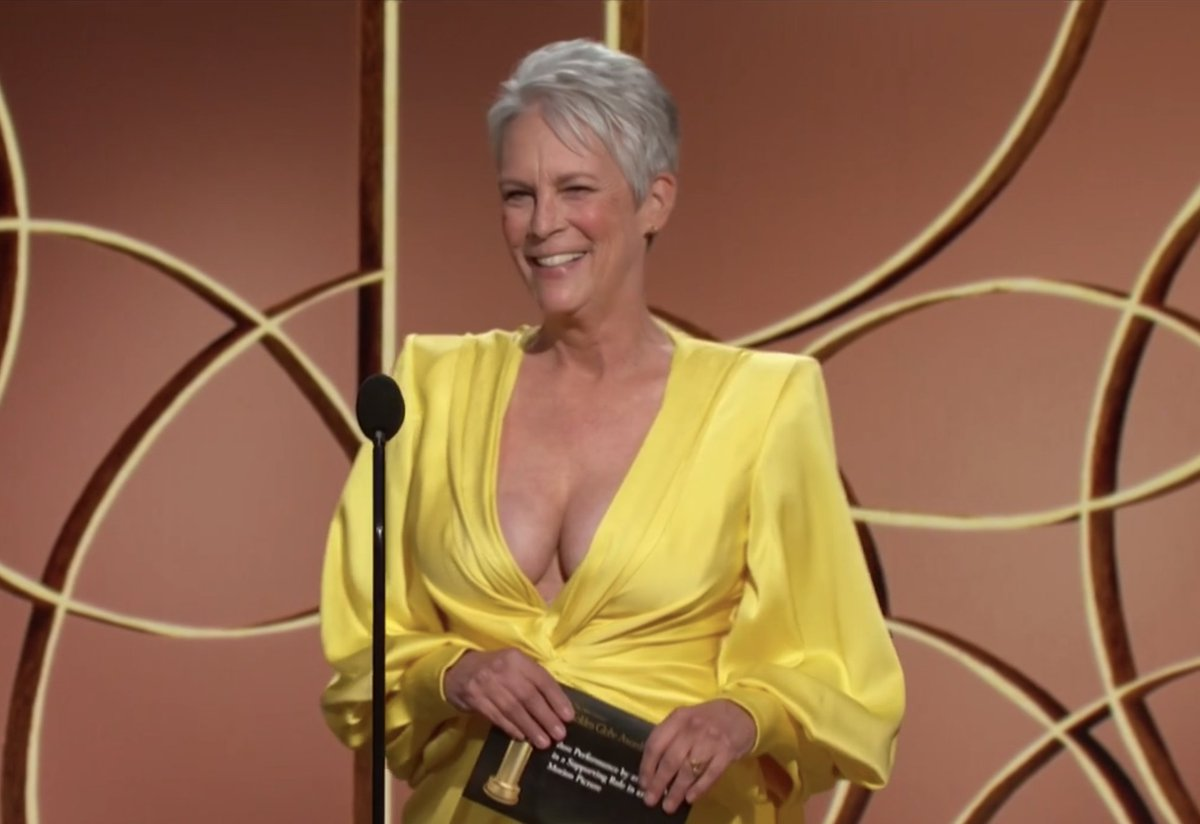 @BenjaminJS's photo on Jamie Lee Curtis