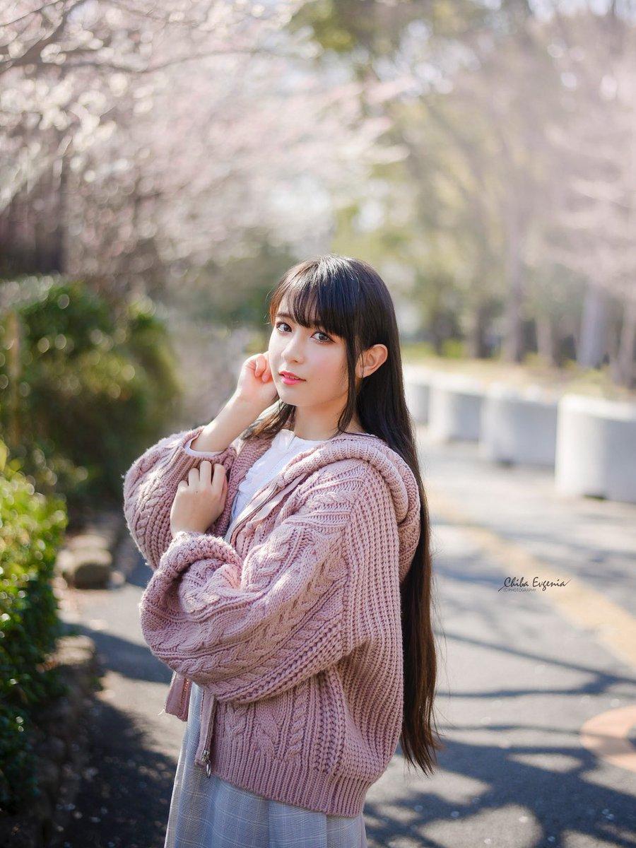 可愛い💕 春撮影は最高だった Md @Phiria0_Eguno0_ Ph @chibajane_photo 📍Yoyogi park   #sakura #springphoto #springblossom #sakuraphoto #pink #yoyogi #代々木公園 #東京 #原宿