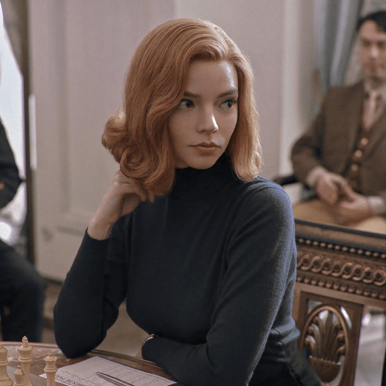 Os lo aseguro, estáis tardando en ver 'THE QUEEN'S GAMBIT'.  La mejor serie del 2020 y una de las mejores series que he visto. Anya Taylor-Joy sigue coronándose como una de las mejores actrices actuales.  Y los #GoldenGlobes aprueban esto.