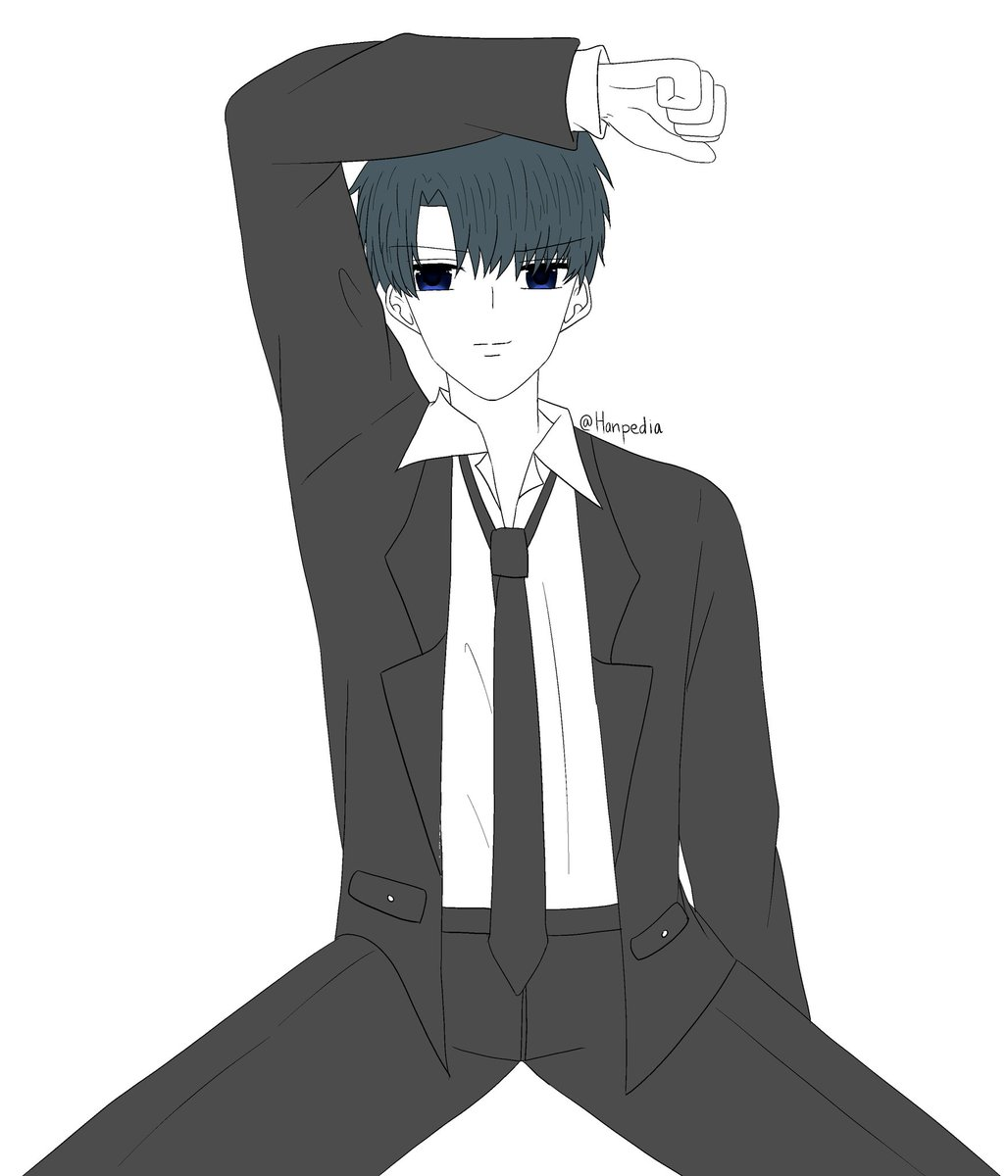 Now playing  EXO - The Eve  #leviackerman #aot